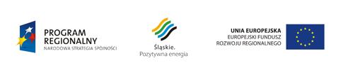 Logotypy RPO, Woj. Śląskie, UE